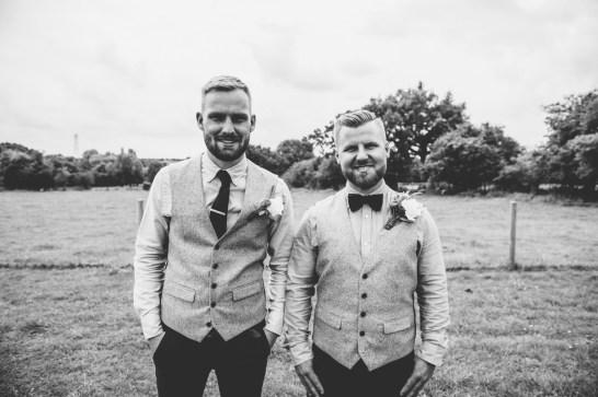 Newlands Bishop Farm Wedding Photography-34