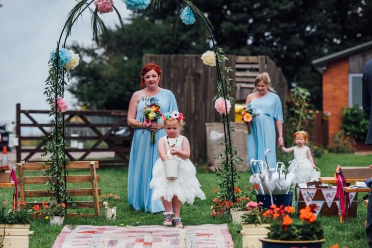 Newlands Bishop Farm Wedding Photography-49