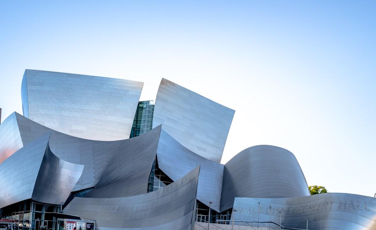 Walt Disney Concert Hall - © Jake Ross - 7/14/2018