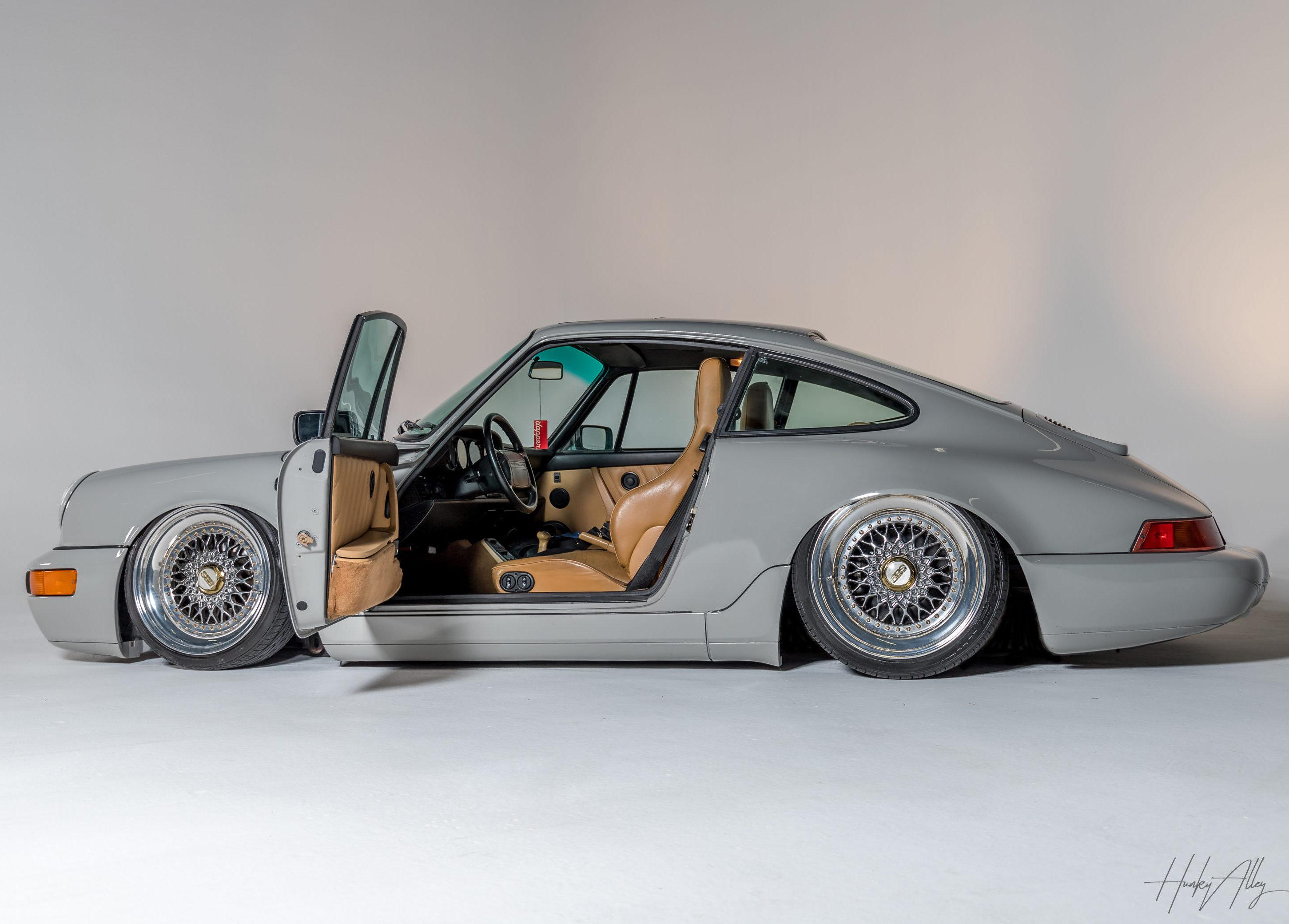 em0rtal Porsche 964 (@em0rtal) - © Jake Ross - 7/7/2018