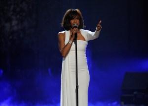 Whitney Houston AMAs 2009