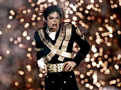 Michael Jackson elevated the Super Bowl Halftime Show when he performed at the 1993 championship game. (Photo property of Al Messerschmidt/Getty Images)