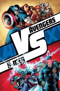 Avengers Vs. X-Men: AVX-Versus