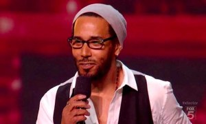 LeRoy Bell X Factor audition Lean on Me