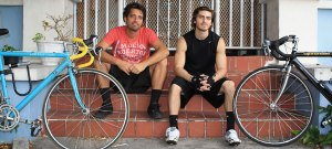 Jacob Interviews…Ride for 5's Michael Hoffman and Nick Weesner