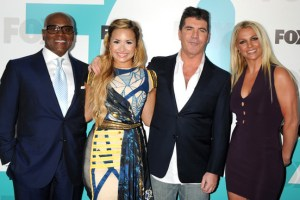 The X Factor USA 2012 judges panel
