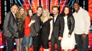 The Voice Season Two semifinalists