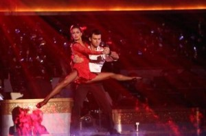 Melissa Rycroft and Tony Dovolani Argentine Tango