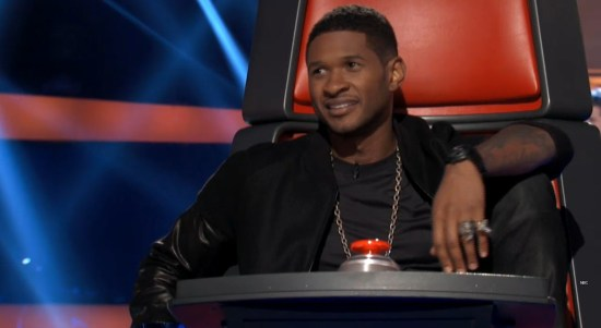 "If you want audiences to ""Scream"" with delight, NBC should ask Usher to switch shows. (Photo courtesy of NBC, One Three Media & Warner Horizon Television)"