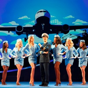 The cat-and-mouse chase based on con artist Frank Abagnale, Jr.'s autobiography heads to Starlight Theatre next week. (Photo by Carol Rosegg)