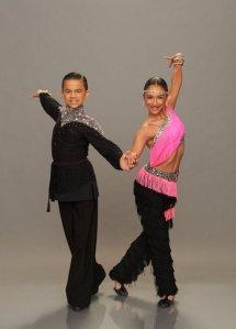 D'Angelo and Amanda America's Got Talent