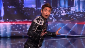 Kenichi Ebina America's Got Talent