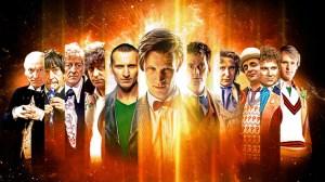 Doctor Who 50th Anniversary New York Comic Con