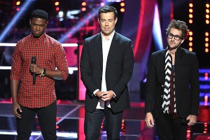 Matthew Schuler and Will Champlin The Voice Season Five