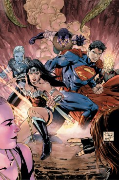 Superman/Wonder Woman 2 cover