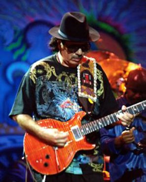 Carlos Santana Dance the Night Away
