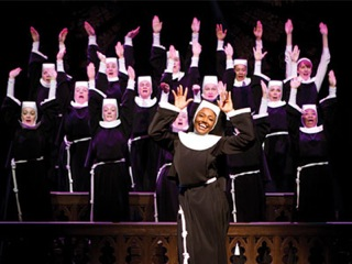 """Sister Act the Musical's""  incredible ensemble will take the audience to heaven. (Photo courtesy of Theater League of Kansas City)"