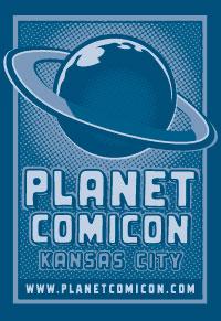 Planet Comicon 2015