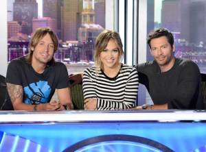 The American Idol 2014 judges