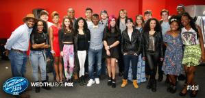 American Idol XIII Top 20