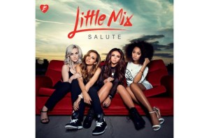 Little Mix Salute CD cover