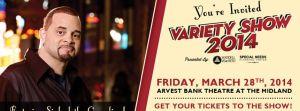Sinbad Variety Show Kansas City