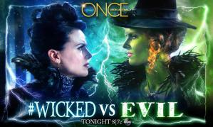 "Evil confronts Wicked on ""OUAT"""