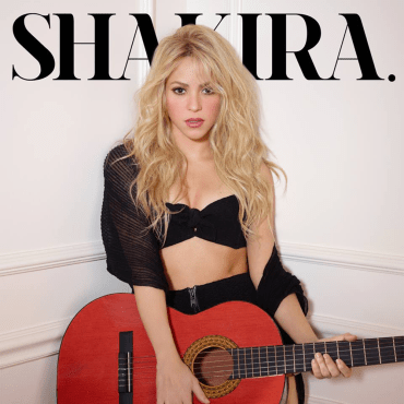 Shakira self-titled album 2014