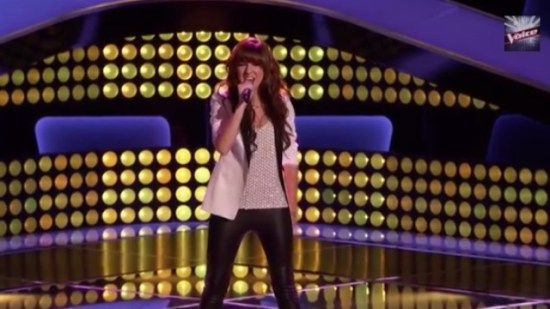 Christina Grimmie The Voice