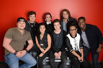 American Idol XIII Top Eight