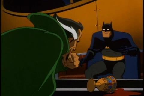 "Ra's Al Ghul made his first animated appearance in the fan-favorite episode: ""The Demon's Quest."" (Artwork property of Warner Bros. Animation & DC Entertainment)"