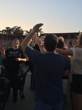 The Script concert Kansas City Starlight