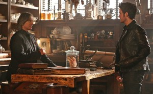 Gold and Hook deal OUAT Season Four