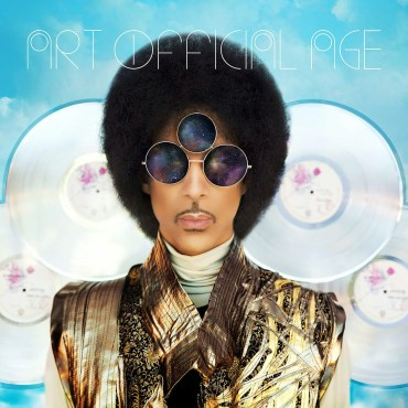 "Prince electrified music lovers with his latest album: ""Art Official Age."" (Album cover property of Warner Bros. Records & NPG Records)"