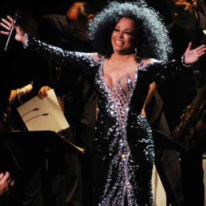 Diana Ross mentors Team Pharrell