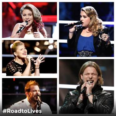 I hope Craig Wayne Boyd and Jessie Pitts become the nucleus of Team Blake during the Live Playoffs. (Photos property of NBC & United Artists Media Group)