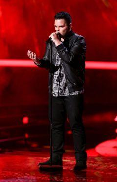 Paul Akister Ghost X Factor
