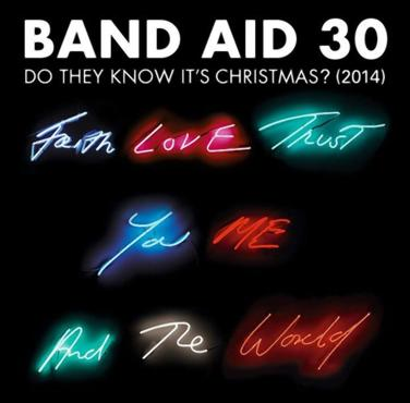Band Aid 30 Do They Know Its Christmas