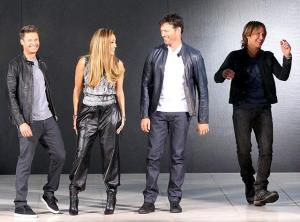 """American Idol"" kicks off its 14th season in Nashville!"