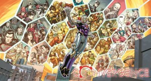 Jake's Take On Comics: Convergence-Part One