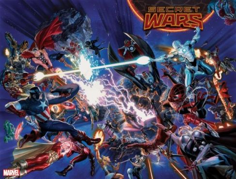 Secret Wars Marvel Comics