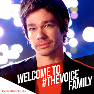 "Nate Ruess joins ""The Voice"" just in time for Knockouts"