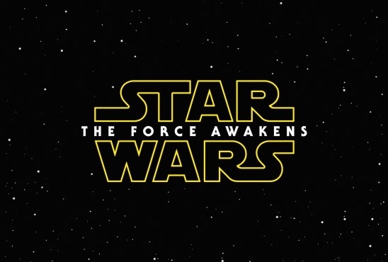 """Star Wars: The Force Awakens"" will take Comic-Con fans back to a Galaxy Far, Far Away! (Logo property of Lucasfilm & Walt Disney Pictures)"