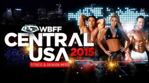 Justin Gonzales Diana Chaloux Micah LaCerte WBFF Central USA Show
