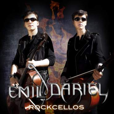 Emil & Dariel Rock Cellos