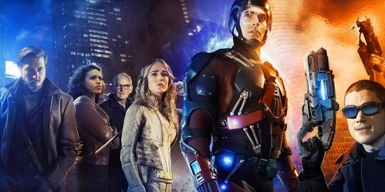 """DC Entertainment will showcase the """"Legends of Tomorrow"""" at their special Hall H event tonight! (Photo property of the CW & DC Entertainment)"""