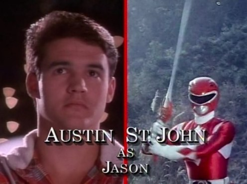 Austin St. John Power Rangers