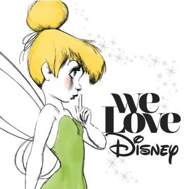Tinker Bell We Love Disney