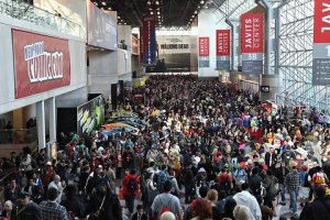 Jake's Take On….The 2015 New York Comic Con (Thursday)