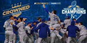 A Word from The Publisher: Kansas City Royals' victory